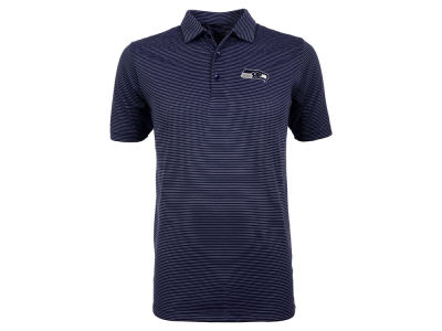 Seattle Seahawks Antigua NFL Men's Quest Polo
