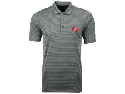 Tampa Bay Buccaneers Antigua NFL Men's Quest Polo Shirt