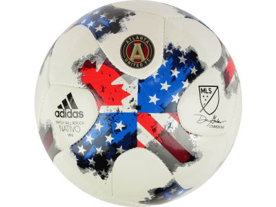 Atlanta United FC adidas MLS Mini Soccer Ball