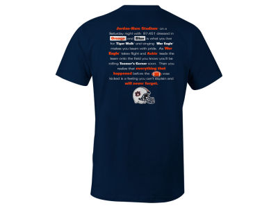 Auburn Tigers LIDS NCAA Men's Local Tradition T-Shirt