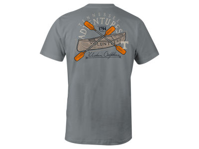 Tennessee Volunteers LIDS NCAA Men's Canoe Lifestyle T-Shirt