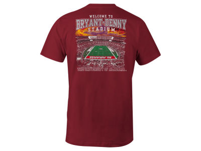 Alabama Crimson Tide LIDS  NCAA Men's Local Stadium T-Shirt
