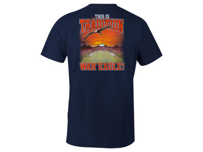 Auburn Tigers LIDS  NCAA Men's Local Stadium T-Shirt