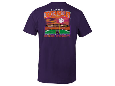 Clemson Tigers LIDS  NCAA Men's Local Stadium T-Shirt