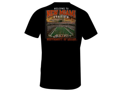 Miami Hurricanes LIDS  NCAA Men's Local Stadium T-Shirt