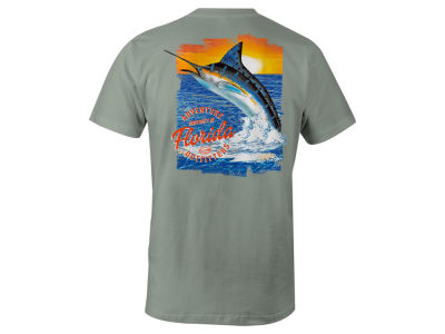 Florida Gators LIDS NCAA Men's Fishing Pocket T-Shirt