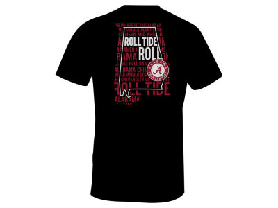 Alabama Crimson Tide LIDS NCAA Men's State Verbiage T-Shirt