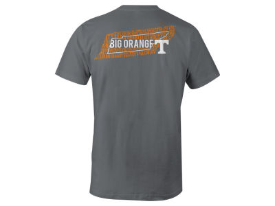 Tennessee Volunteers LIDS NCAA Men's State Verbiage T-Shirt