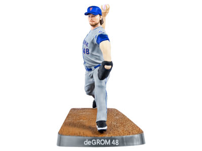 New York Mets Jacob deGrom 6inch MLB Figure
