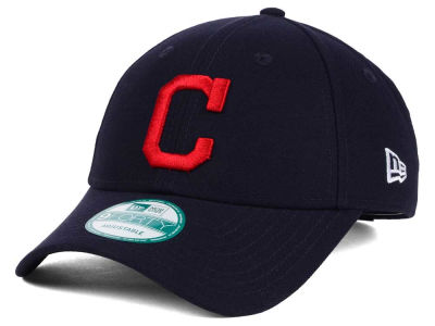Cleveland Indians New Era MLB The League 9FORTY Adjustable Cap