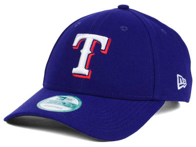 Texas Rangers New Era MLB The League 9FORTY Adjustable Cap