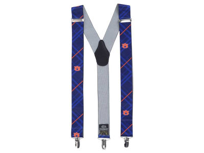 Auburn Tigers Eagles Wings Oxford Suspenders
