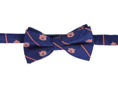 Auburn Tigers Eagles Wings Bow Tie Oxford