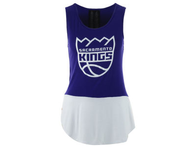 Sacramento Kings Gameday Couture NBA Women's Color Block Tank