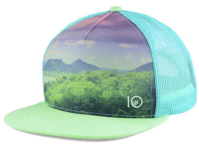 tentree Outlook Trucker Snapback Cap