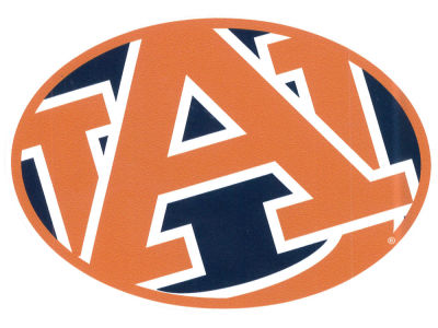 Auburn Tigers 5x7 Mega Decal