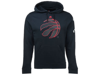 Toronto Raptors Majestic NBA Men's Easy Choice Hoodie
