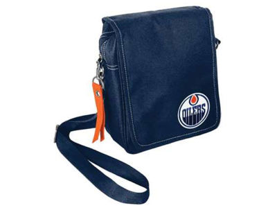 Edmonton Oilers NHL Ribbon Satchel