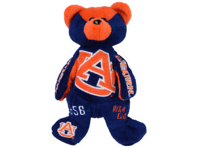 Auburn Tigers Forever Collectibles MLB 8 Inch Thematic Bear