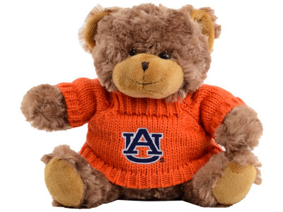 Auburn Tigers Forever Collectibles 10.5inch Premium Plush Sweater Bear