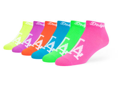 Los Angeles Dodgers '47 Lumos Low Cut 3 Pack Socks