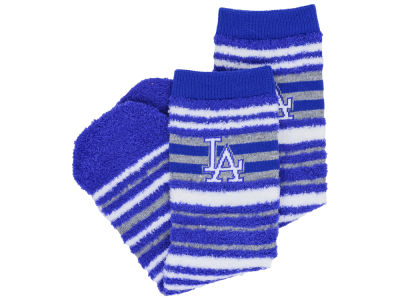 Los Angeles Dodgers '47 Shiloh Half Crew Socks