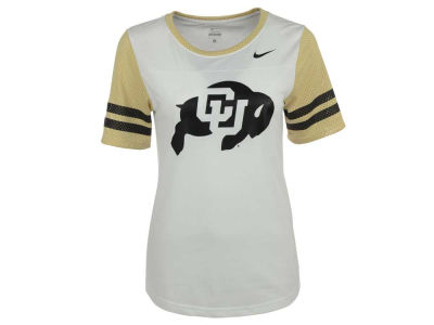 Colorado Buffaloes Nike NCAA Women's Gear Up Modern Fan T-Shirt