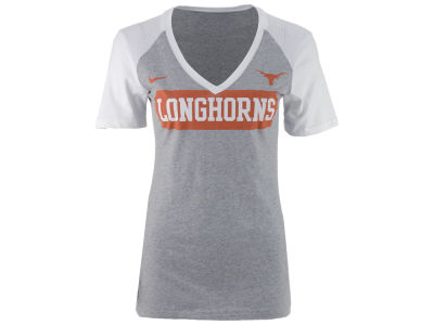 Texas Longhorns Nike NCAA Women's Tailgate Football T-Shirt