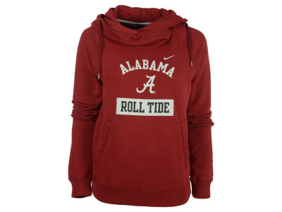 Alabama Crimson Tide Nike NCAA Women's Tailgate Funnel Hoodie