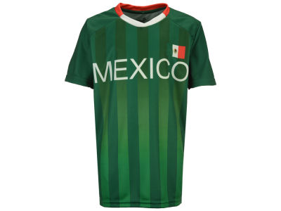 Mexico Outerstuff National Team Youth T-Shirt