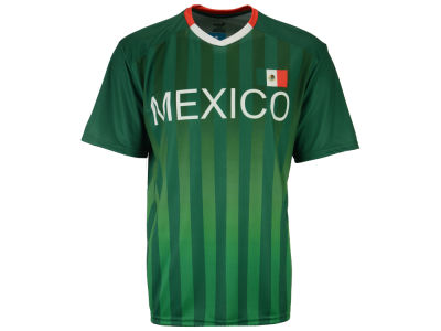 Mexico Outerstuff MLS Men's National Team Poly T-Shirt