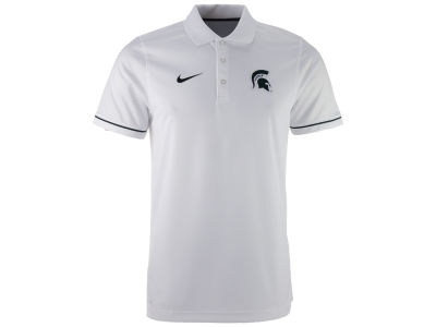 Michigan State Spartans Nike NCAA Men's Early Season Coach Polo Shirt