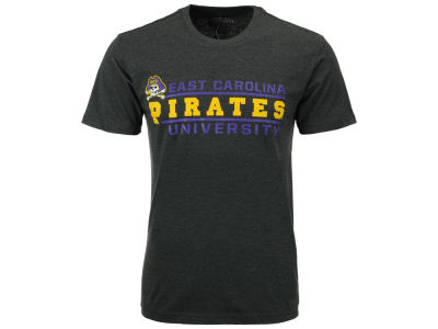 East Carolina Pirates 2 for $28 Colosseum NCAA Men's Verbiage Stack T-Shirt
