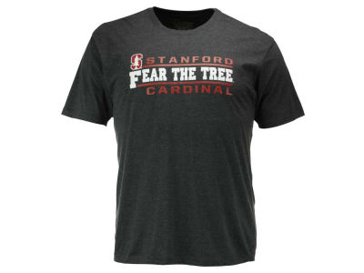 Stanford Cardinal Colosseum NCAA Men's Verbiage Stack T-Shirt