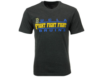 UCLA Bruins Colosseum NCAA Men's Verbiage Stack T-Shirt