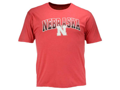 Nebraska Cornhuskers 2 for $28 Colosseum NCAA Men's Gradient Arch T-Shirt