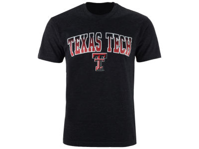Texas Tech Red Raiders Colosseum NCAA Men's Gradient Arch T-Shirt