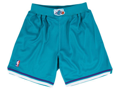 Charlotte Hornets Mitchell & Ness NBA Men's Authentic NBA Shorts