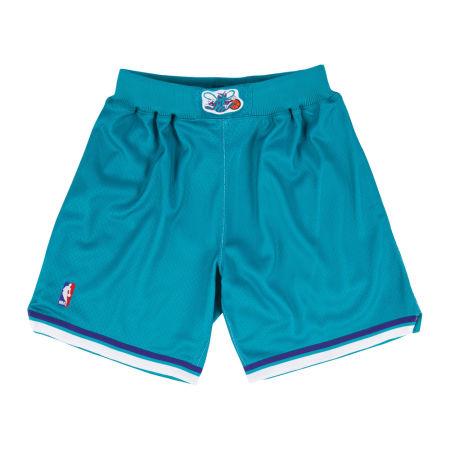 Charlotte Hornets Mitchell & Ness NBA Men's Authentic NBA Shorts