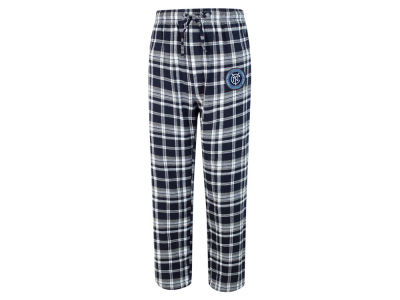 New York City FC MLS Men's Bleacher Flannel Pants