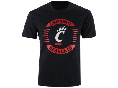 Cincinnati Bearcats NCAA 2 for $28 Colosseum NCAA Men's Circle Logo T-Shirt