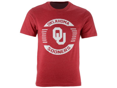 Oklahoma Sooners 2 for $28 Colosseum NCAA Men's Circle Logo T-Shirt