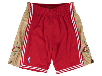 Cleveland Cavaliers Mitchell & Ness NBA Men's Authentic NBA Shorts