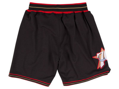 Philadelphia 76ers Mitchell & Ness NBA Men's Authentic NBA Shorts