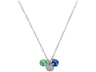Seattle Seahawks Honora Necklace with Pearl Beads