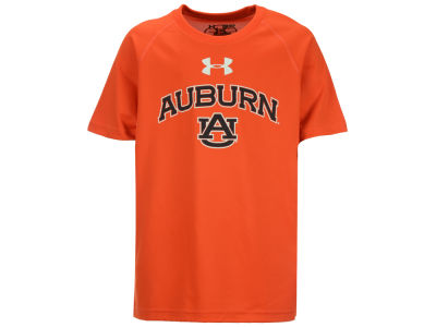 Auburn Tigers Under Armour NCAA Youth Tech T-Shirt