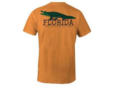 Florida Gators NCAA Men's Back Mascot T-Shirt