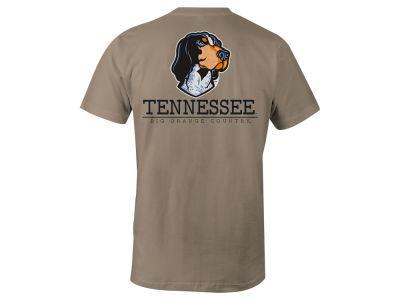 Tennessee Volunteers NCAA Men's Back Mascot T-Shirt