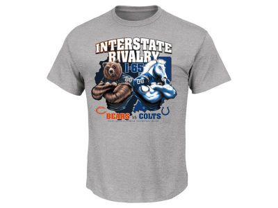 Indianapolis Colts NFL Men's Game Day Matchup T-Shirt