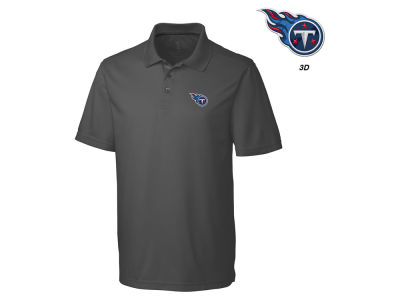Tennessee Titans Cutter & Buck NFL Men's 3D Emblem Fairwood Polo Shirt